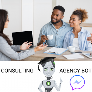 Consulting Agency Bot for Messenger