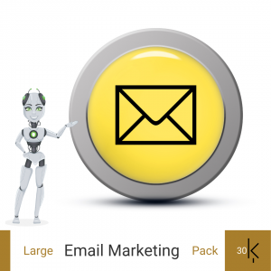 Email Marketing - Large Pack