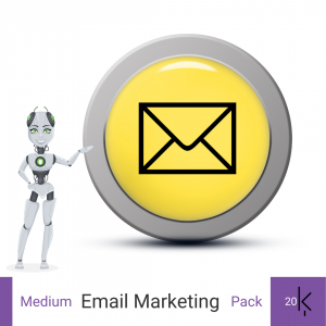 Email Marketing - Medium Pack
