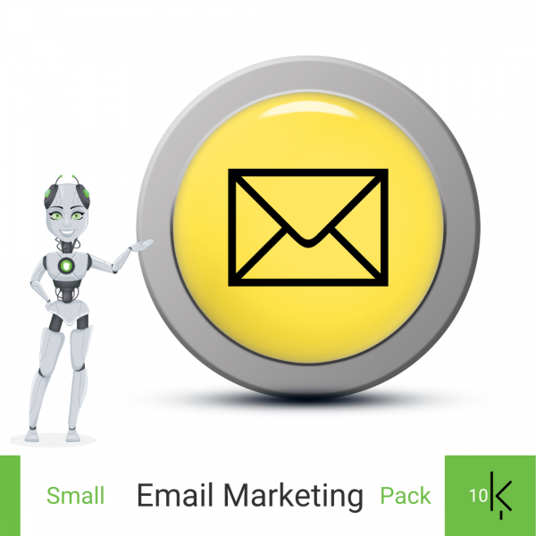 Email Marketing - Small Pack