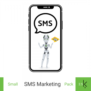 SMS Marketing Small Pack